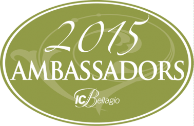 IC Bellagion 2015 Ambassador