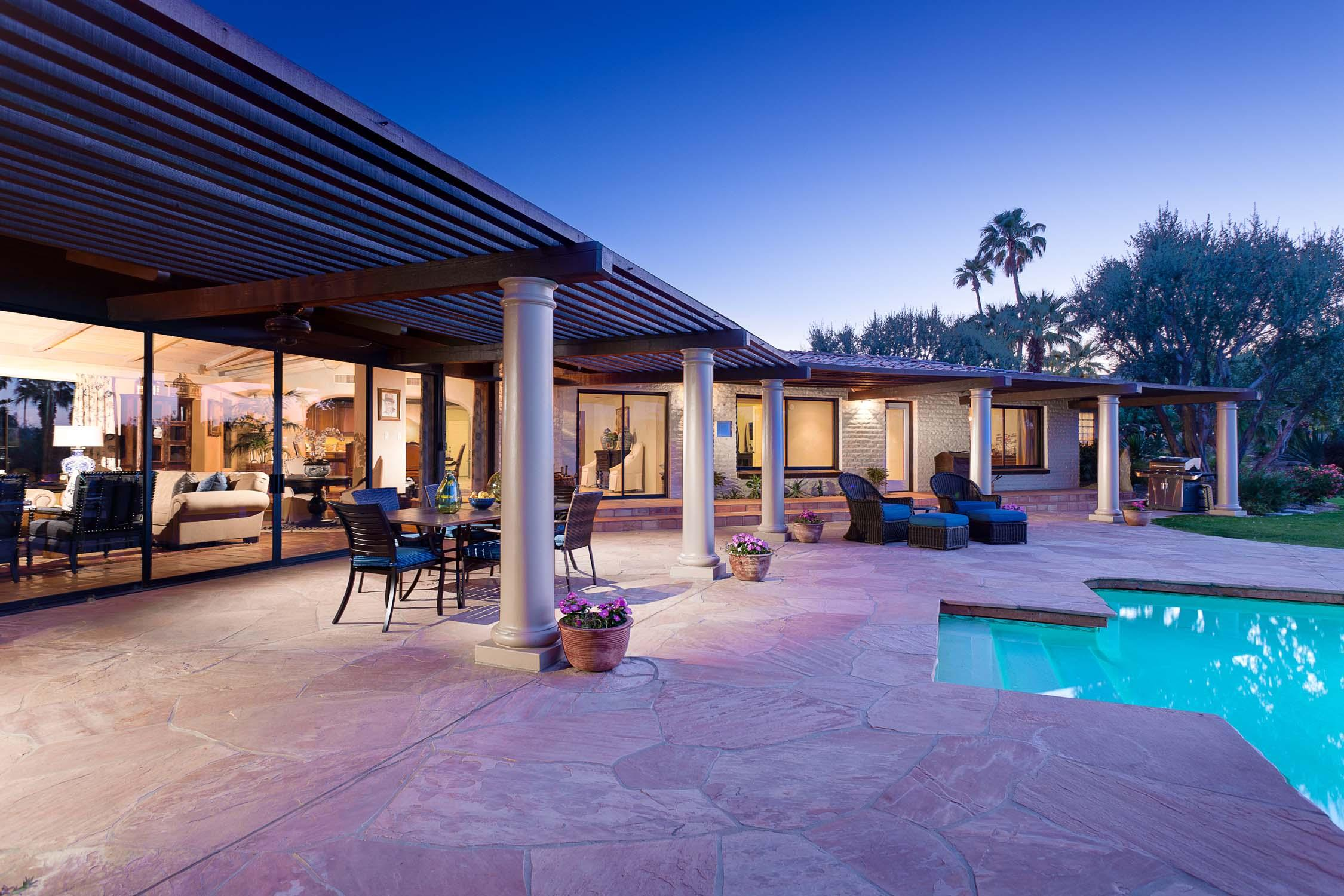 Bing crosby estate in california brownell travel for Distinctive villas