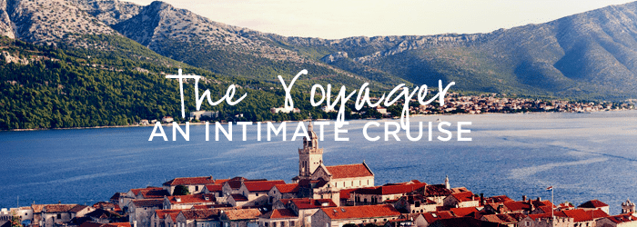 An Intimate Luxury Cruise