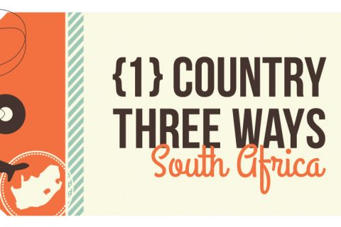 One Country, Three Ways: South Africa