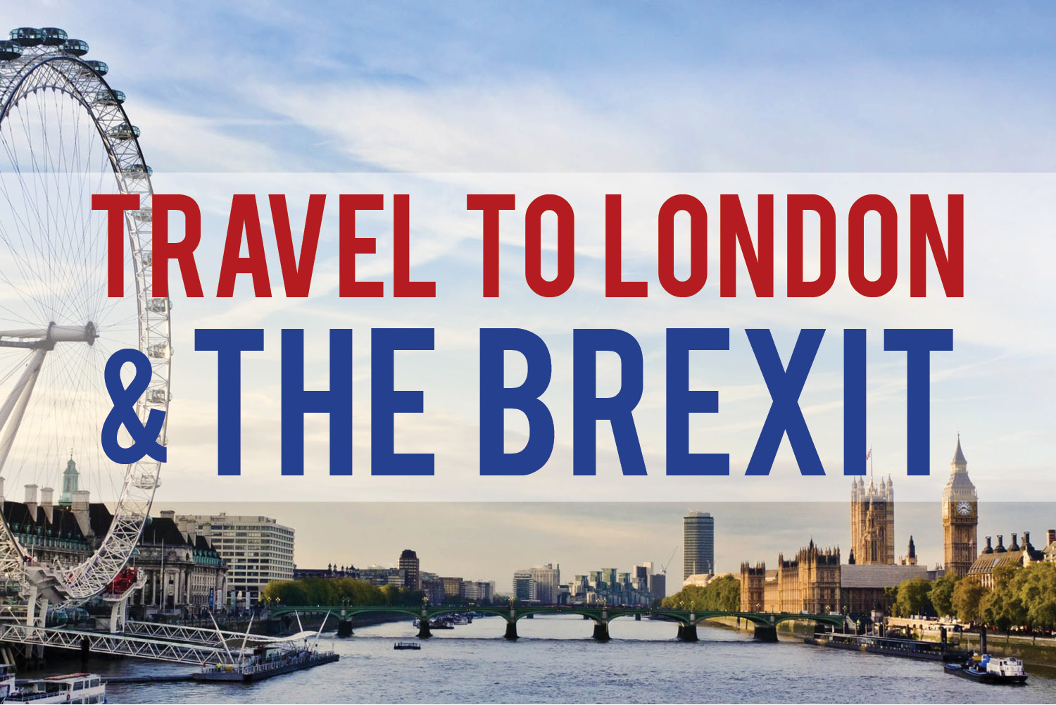 Last Minute London Brownell Travel