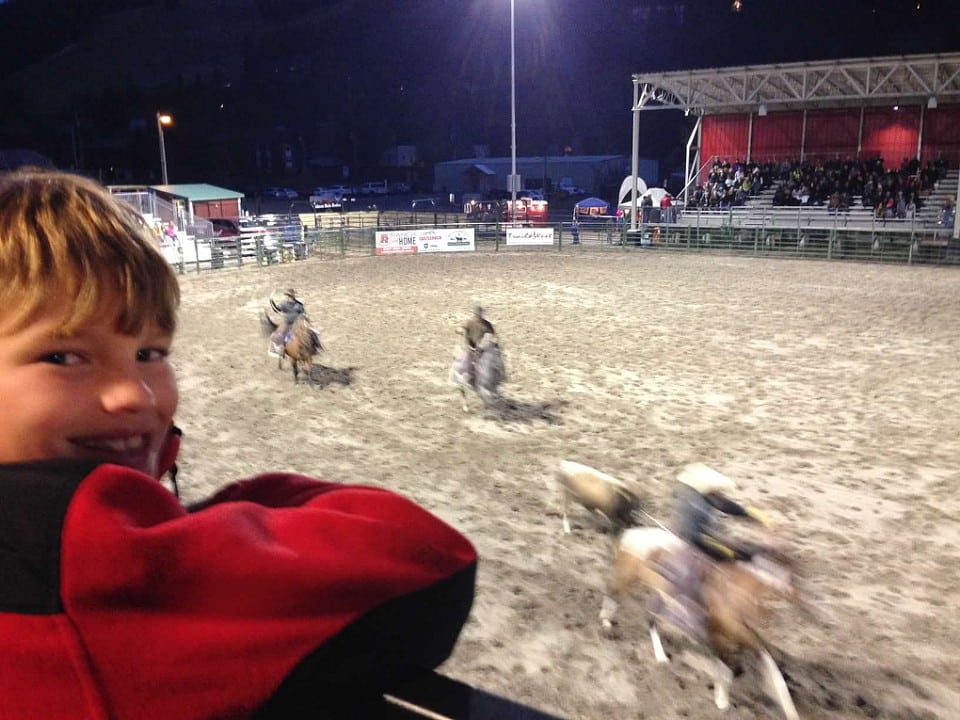 The rodeo in Jackson Hole is a must!