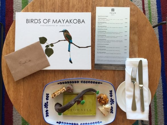 Andaz-Mayakoba-Welcome-Amenity