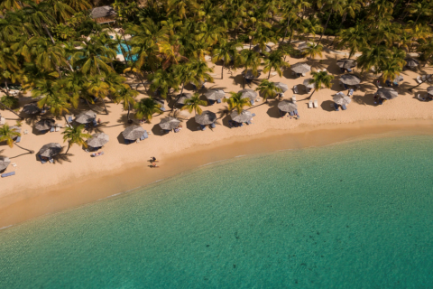 Curtain-Bluff-Aerial-Beach