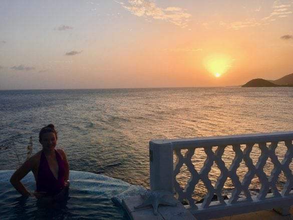 Curtain-bluff-antigua-spa-sunset