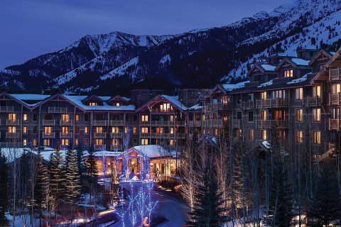 Four-Seasons-resort-Jackson-Hole