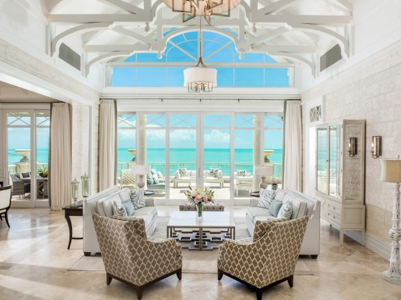The Shore Club - Penthouse Executive - Living Room_ 9902