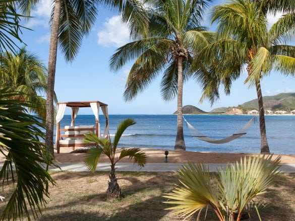 Curtain-Bluff-Beach-Hammock