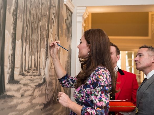 Kate-Middleton-at-The-Goring