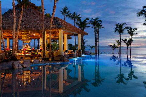 One&Only Palmilla_Agua Pool & Bar_Banner