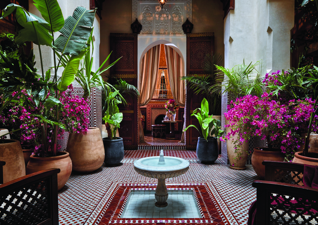 Royal-Mansour-Marrakech-Lobby