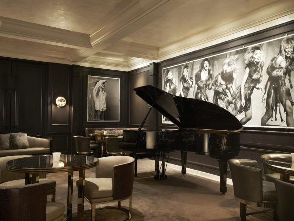 Hotel Bel-Air Bar & Lounge_Piano