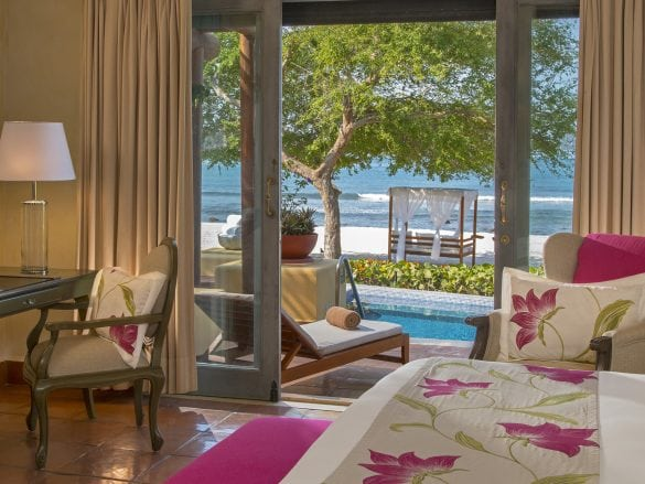 St-regis-punta-mita-One Bedroom Beachfront Villa-Med