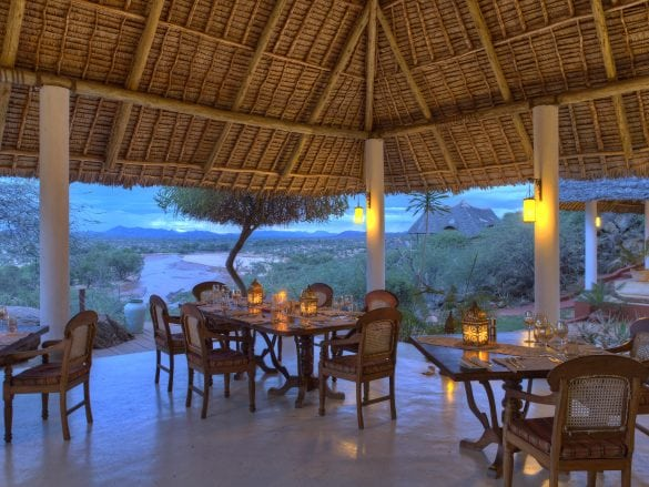 Sasaab-Truely unique dining experience