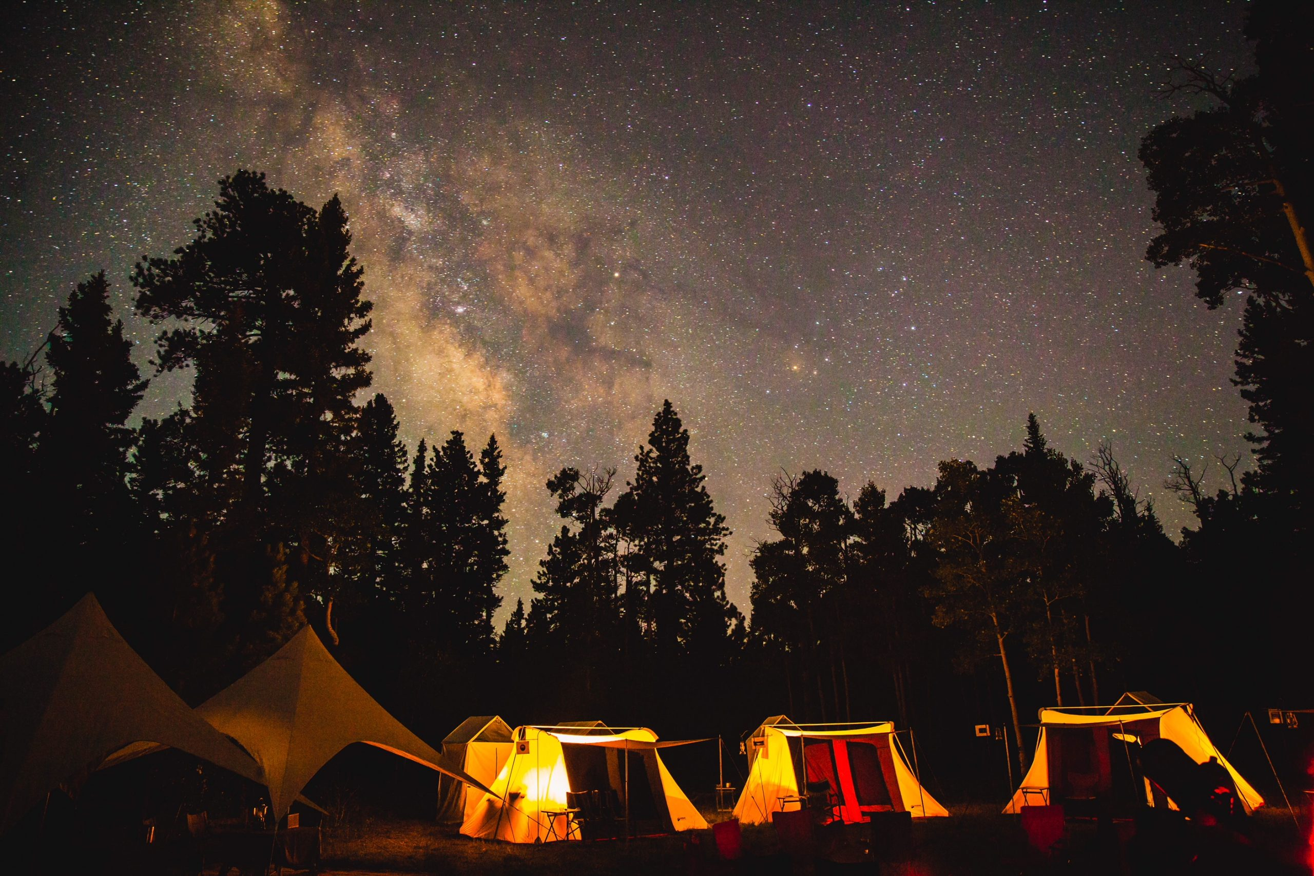 Glamping Under the Stars