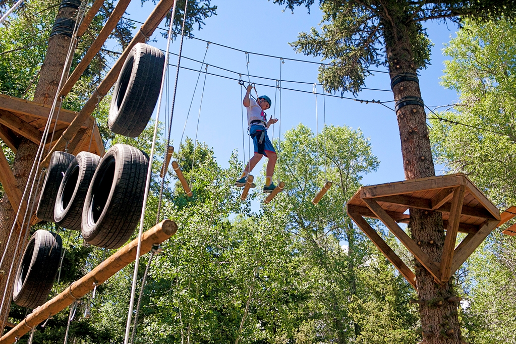 Ropes Course at Brush Creek